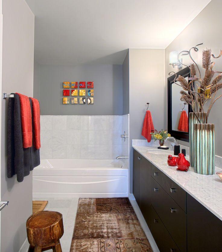 18 Best Bathroom Portfolio  Michelle's Interiors Images On Interesting Bathroom Designer Chicago Decorating Inspiration