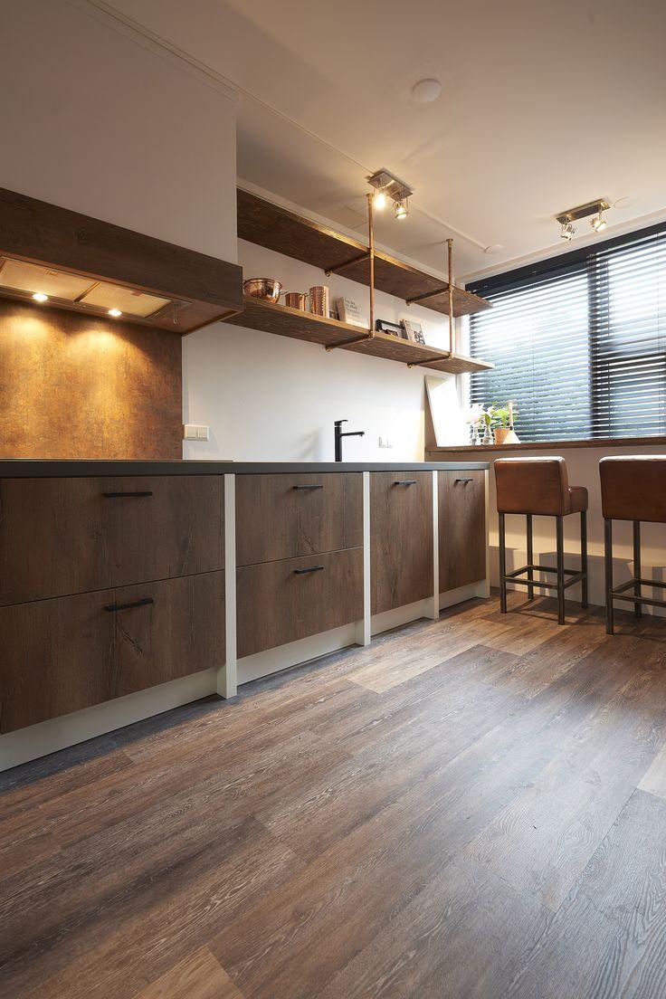 626 beste afbeeldingen over kitchen and dining table inspiration op pinterest - Credence keuken wit ...