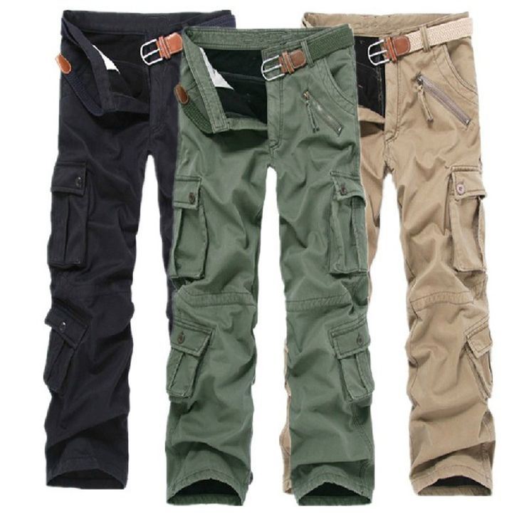 Find More Pants Information about 2014 Casual Outdoors Cargo Pants Men High Quality Cotton Multi Pocket Thick Winter Black Khaki Pants Man Pantalones Hombre,High Quality pants jogging,China pants punk Suppliers, Cheap pants stripe from Amazing Excellent on Aliexpress.com