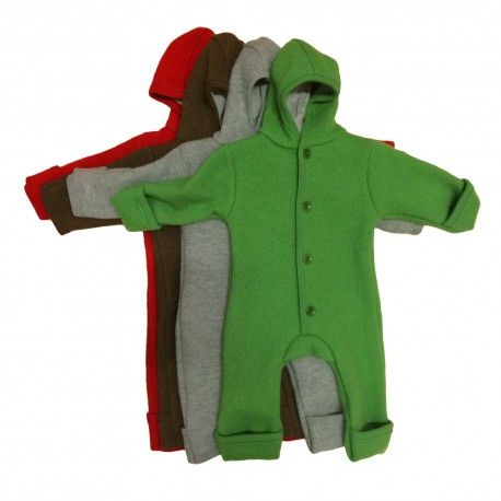Wool overall, various colours, Disana