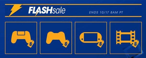 Killzone Shadow Fall LittleBigPlanet 3 Headline October PSN Flash Sale