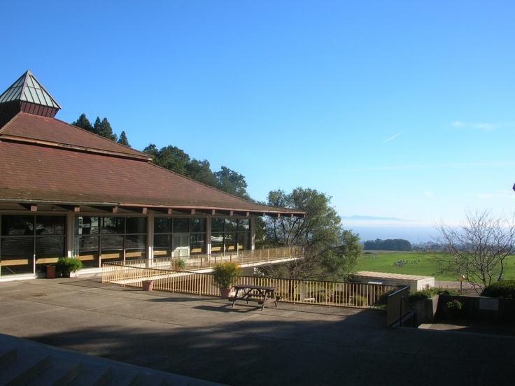 Best UC Santa Cruz Images On Pinterest Santa Cruz Bananas - Google maps kresgie college us santa cruz