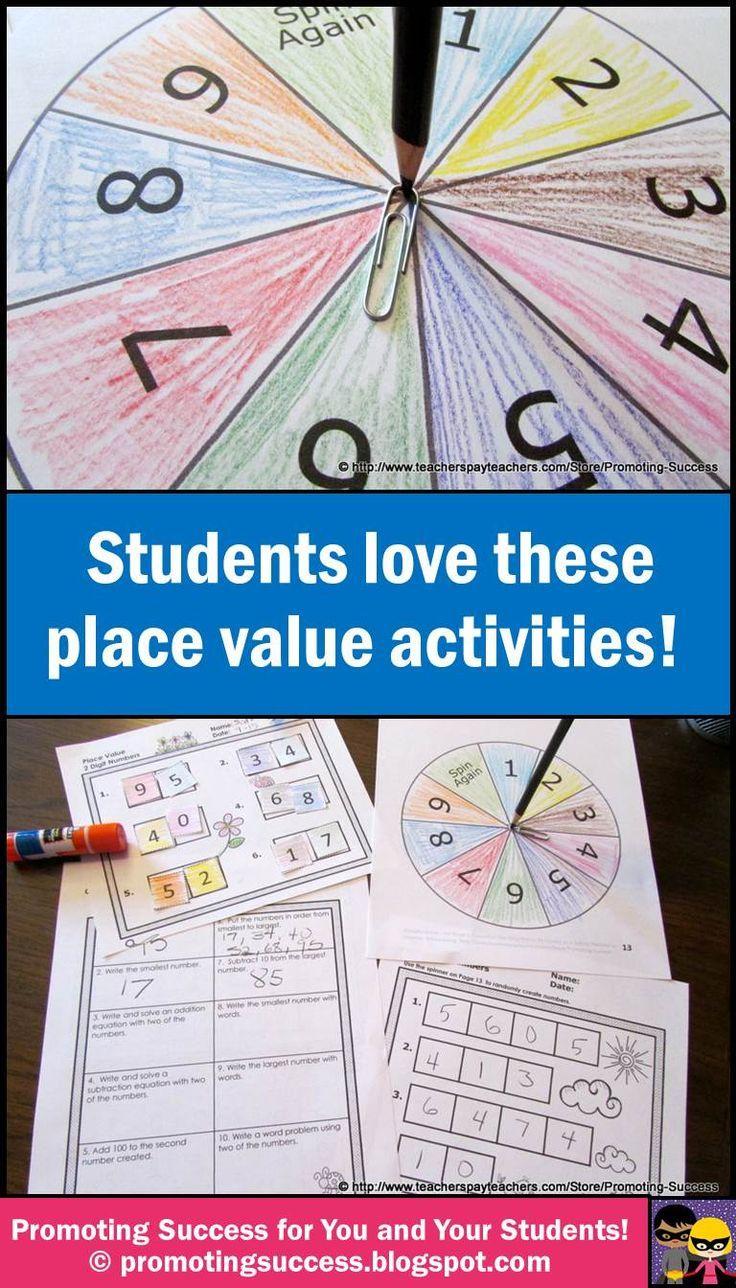 The 25 best standard form worksheet ideas on pinterest standard place value games standard form expanded form place value worksheets falaconquin