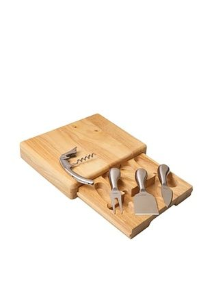 42% OFF Picnic Time Festiva Cheese Set