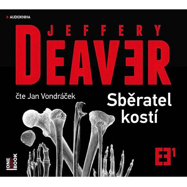 iTunes Cover Studio.cz: Jeffery Deaver: Sběratel kostí (1 CD MP3) (účinkuj...