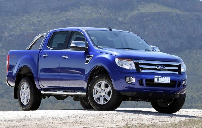 BLUE 2014 FORD RANGER Car Picture - Car HD Wallpaper