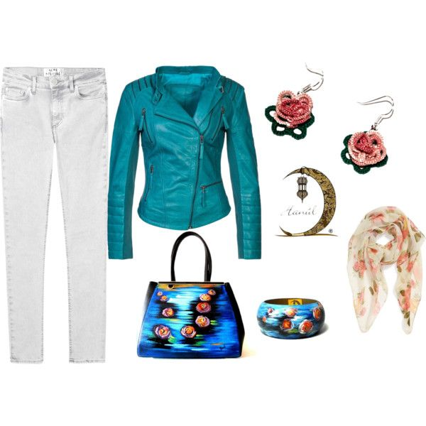#paintedbag http://hanulstyle.com/prodotto/ba178-borsa-in-pelle-dipinta-a-mano-le-ninfee-monet/ bangle http://hanulstyle.com/prodotto/br92-bracciale-in-legno-dipinto-a-mano-ninfee-monet/ #earring https://www.etsy.com/it/listing/274044794/orecchini-al-chiacchierino-ninfee #outfits #madeinitaly #tatting #frivolitè
