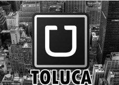 Ola de asaltos a conductores de Uber en Toluca
