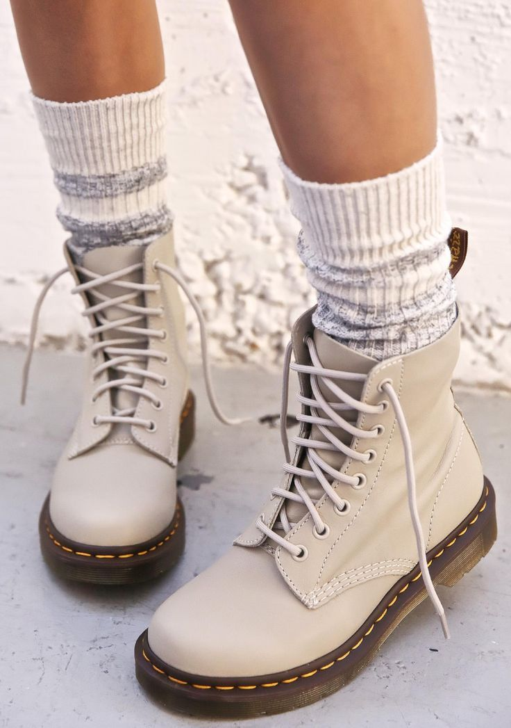 Doc Martens Shoe Lace Length