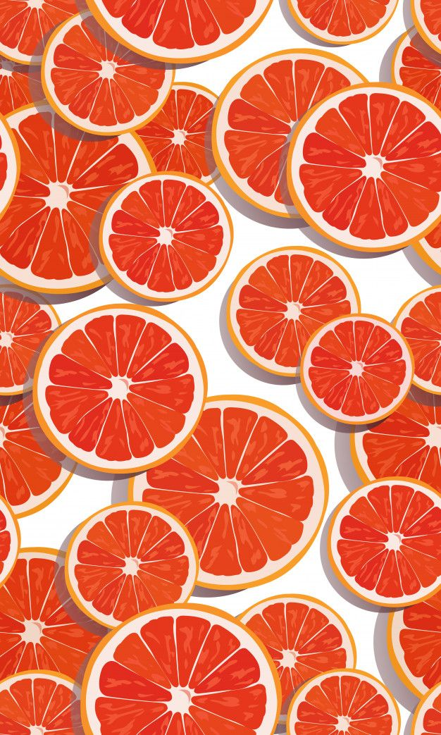 These are the best wallpapers for your pc gaming setup! Seamless Pattern Slice Orange Fruits in 2020 | Orange ...