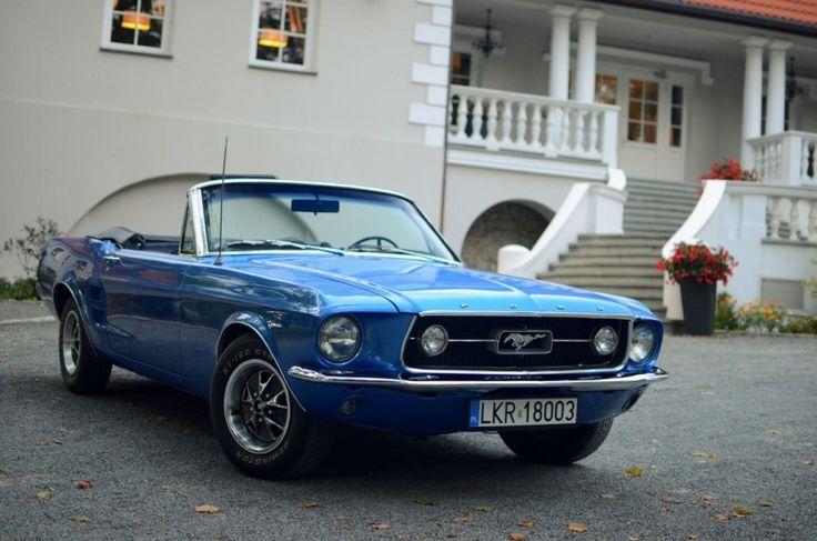 Ford Mustang cabrio 67 sam prowadzisz Kraśnik