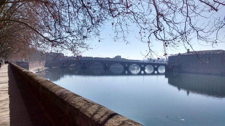 La Garonne, Toulouse La Garonne, Toulouse