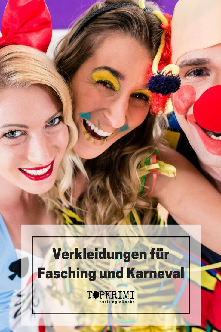 """Wenn die fünfte Jahreszeit beginnt und sich Jung und Alt in lustigen Kostümen und ausgefallenen Verkleidungen auf den Straßen zeigt, ist wieder einmal Faschingszeit. Besonders in Städten im Rheinland, wie in Köln oder Düsseldorf, wird in dieser Zeit ausgelassen gefeiert. Im Gegensatz zum südlichen Teil Deutschlands spricht man im Rheingebiet anstatt von """"Fasching"""" von """"Karneval""""."""