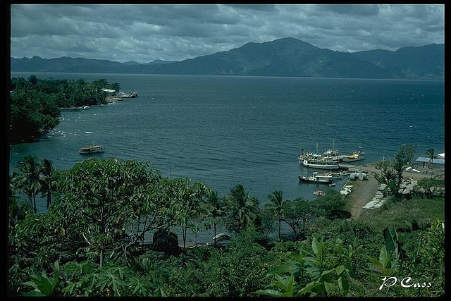 Alotau, Milne Bay. Going back for a visit is on my bucket list.