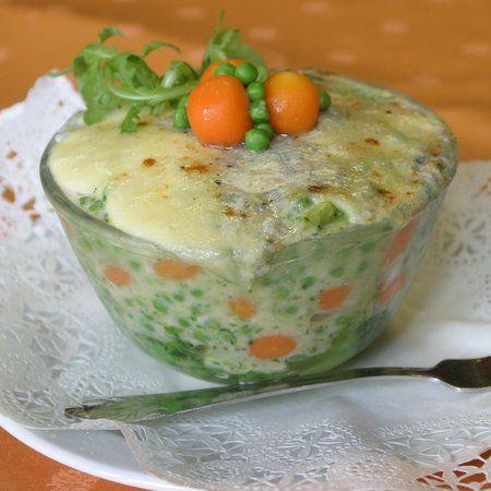 Csőben sült zöldségek -- Mindmegette.hu
