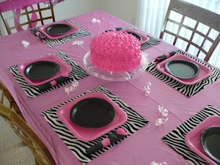 Scapbooking paper as placemats!  We will definately be doing this! Cute Party Idea!: Bday Ideas, 15Th Birthday, Beans, Banquet Ideas, Party Ideas, Birthday Decor, Birthday Party, Baby Shower