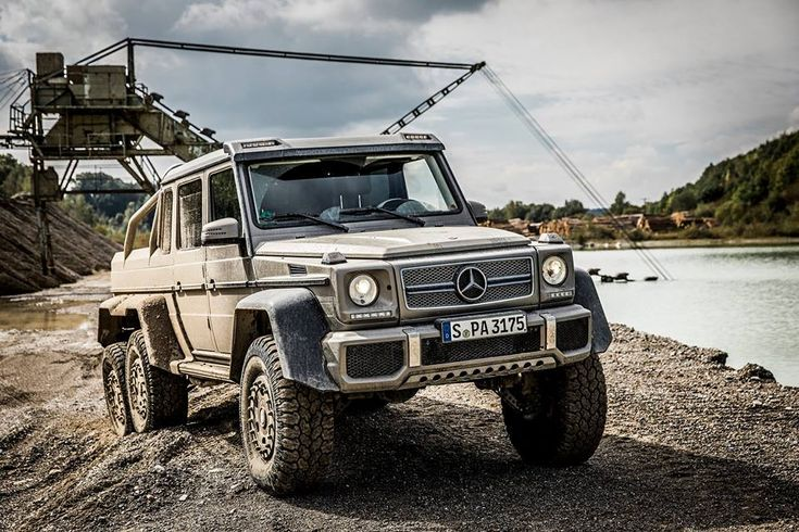 32 best mbenz w 463 6x6 g class images on pinterest for Mercedes benz g36 amg 6x6 price