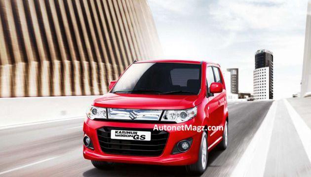 Suzuki karimun Wagon GS Indonesia