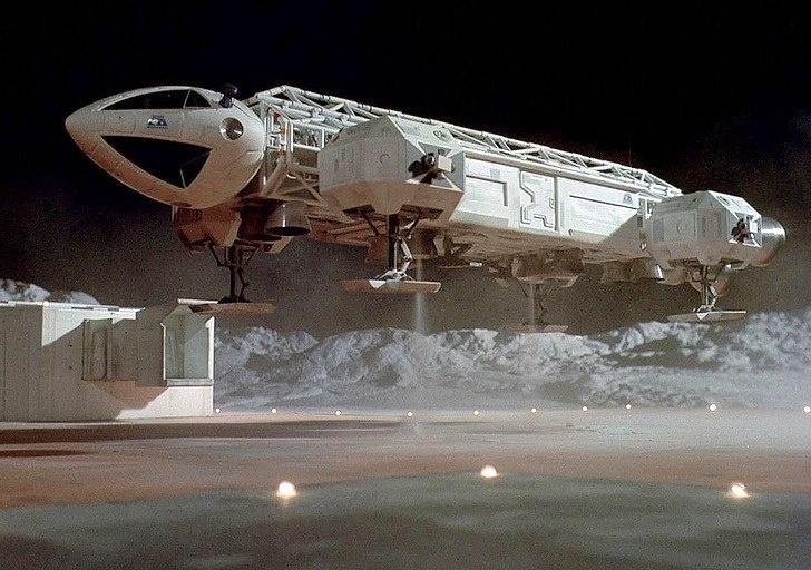 space 1999 spacecraft designs - photo #27