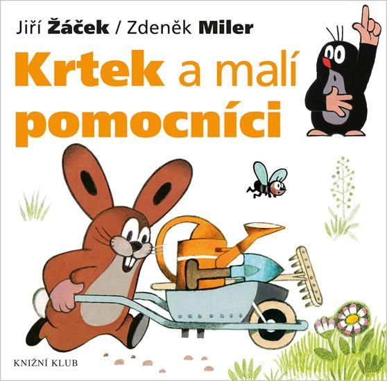 Kniha Krtek a jeho svět 2 - Krtek a malí pomocníci | bux.cz