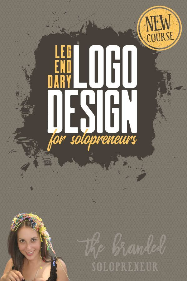 Legendary Logo Design is a bite-sized e-course + resource library, which is tailor-made for non-designers! In this training, I'm going to teach you exactly how to create legendary logos, even if you have no design experience. Branding design | Branding board | Branding identity | Branding inspiration | Branding ideas | Branding ideas for small business | Branding ideas marketing | Brand board ideas | Brand board inspiration