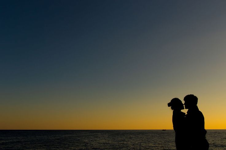 Sunset Honeymoon in Amalfi Coast Amalfi Coast Destination Photographer