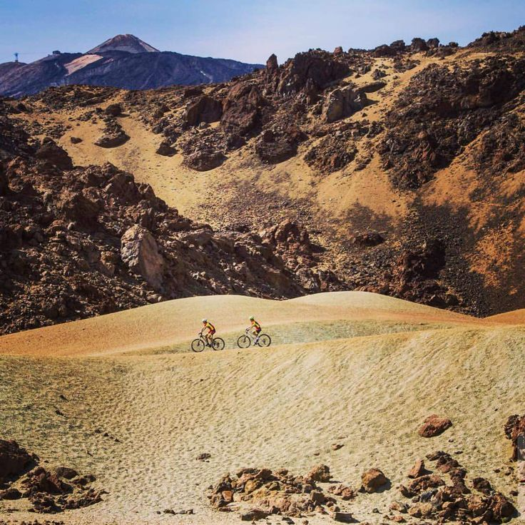 #holiday #teide #bycicle #beautiful #love