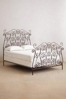 Anthropologie Autumn Filigree Bed #anthroregistry #sale