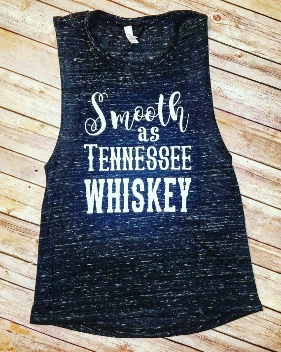 Smooth as Tennessee Whiskey Flowy Scoop by JesusandGypsySoul