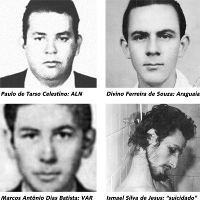DITADURA MILITAR NO BRASIL - As vítimas da ditadura em Goiás   GGN