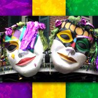 Mardi Gras Parade schedule for 2015 is already set! Find the best krewes and plan your route! #MardiGras2015