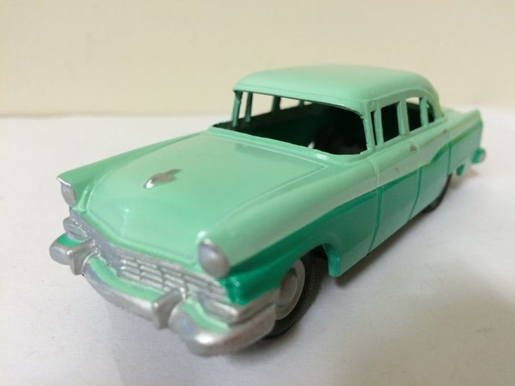 Micro Models Ford Customline.  Repainted in two tone green and hand detailed.  See more. www.diecastdesigns.net