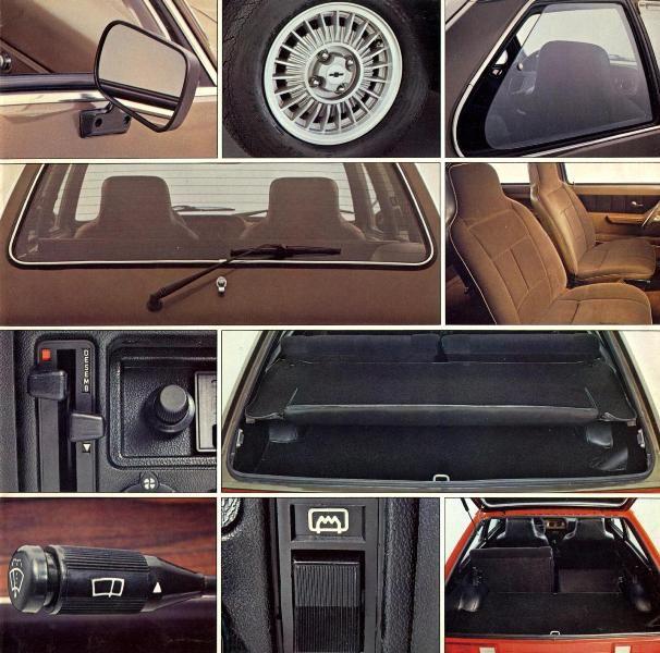 1981 - GM Chevette Hatch