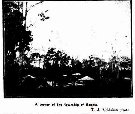 1927 - A corner of the township of Bauple