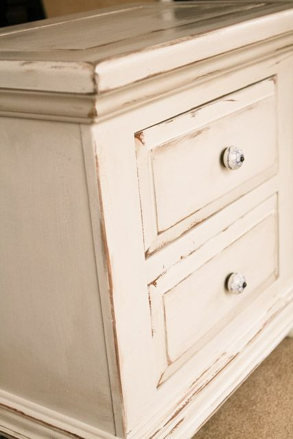 Starting to wish i was whitney, turned the cheapest looking dresser into this!