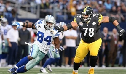Pittsburgh Steelers Free Agency: Casey Hampton, Max Starks still options