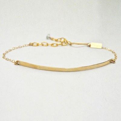 14k gold filled bar bracelet $28: Cuffs Bracelets, Favors Jewelry, Gold Bar, Fillings Bar, Delicate Jewelry, Gold Fillings, Bracelets 28 00, Gold Jewelry, Bar Bracelets