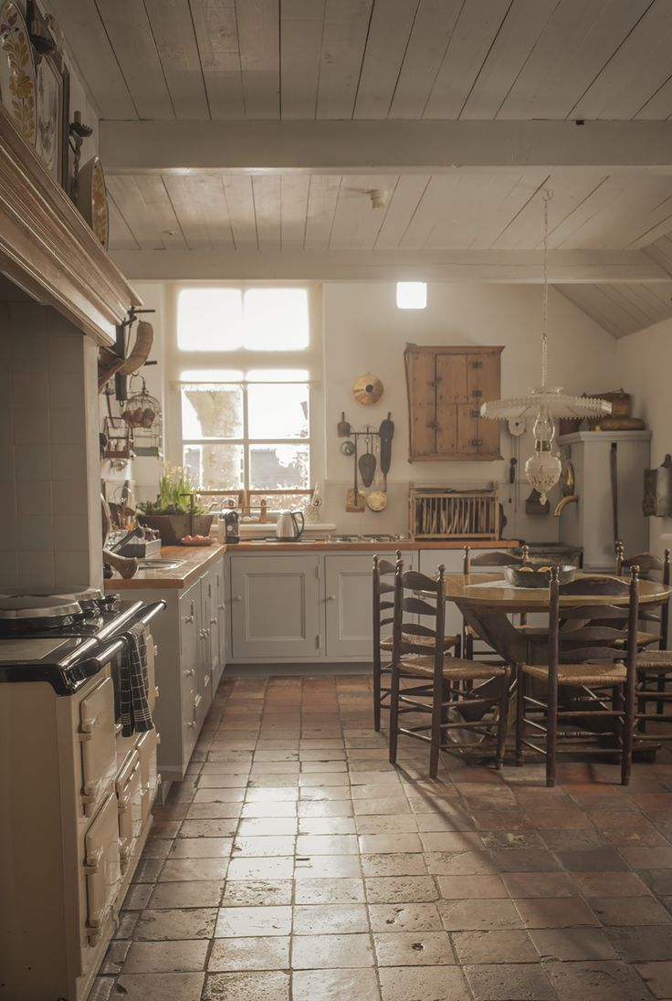 Binnenkijken bij simon en joke fotograaf job bolier woon maart 2015 woon kitchen - Land keuken model ...