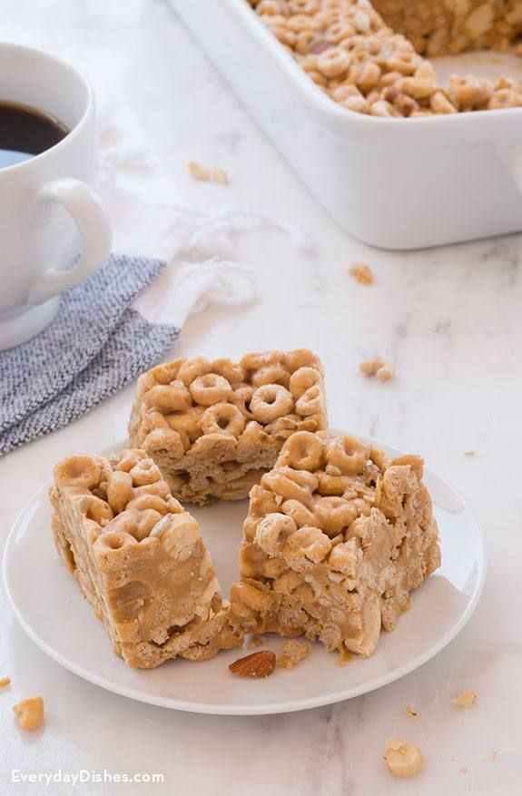 1077 best everyday recipes images on pinterest simple food peanut butter cereal bars forumfinder Gallery