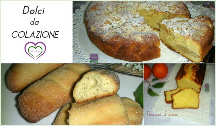 Dolci da colazione (ricette di biscotti, ciambelle e altro) | cucina preDiletta