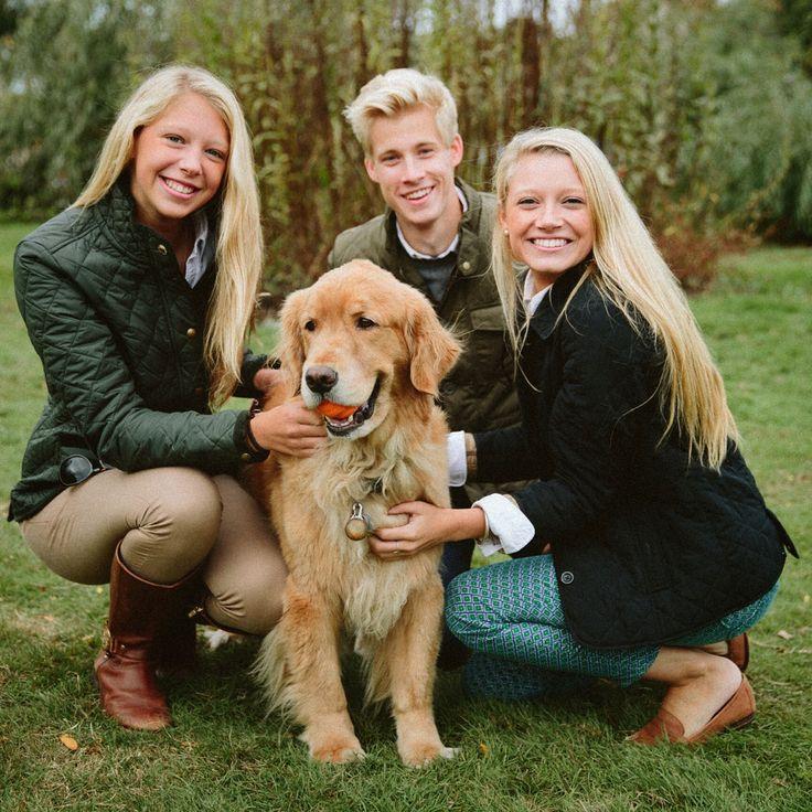 "charlesmcbryde: "" Fall Family Portrait ackwhales get-nauti kieljamespatrick brooksbrothers """