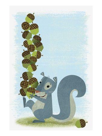Bulletin Board Idea: Nuts about PreK, Mrs. Mac's nuts, PreK is nuts about Harper
