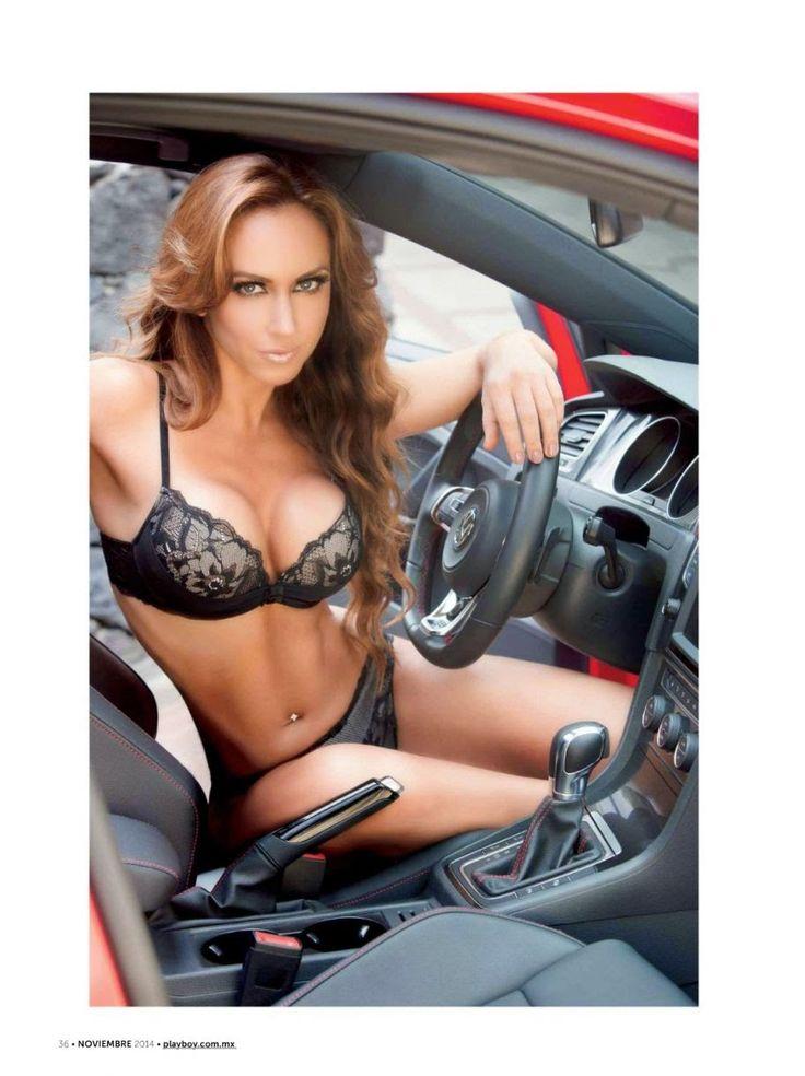 Fotos Maya Karunna En Revista Playboy Noviembre 2014 Http