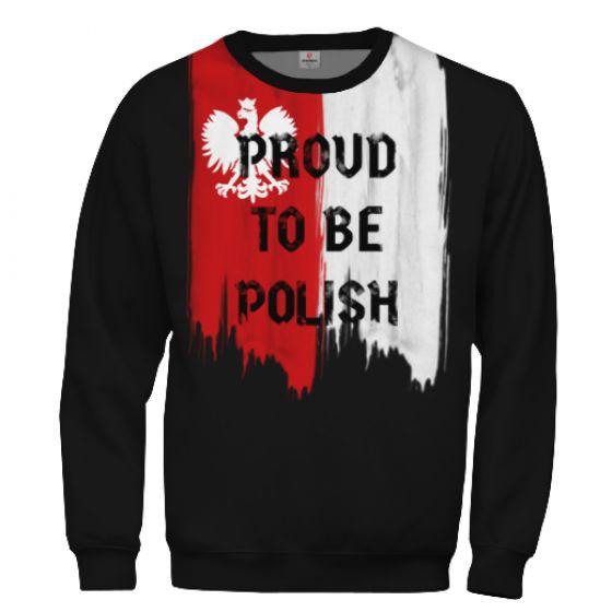 Proud to be Polish Sweatshirt
