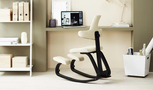 Sedia ergonomica varier usata stokke variable balans di prezzo