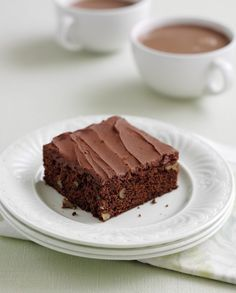 Mary Berry Chocolate Brownies                                                                                                                                                                                 More