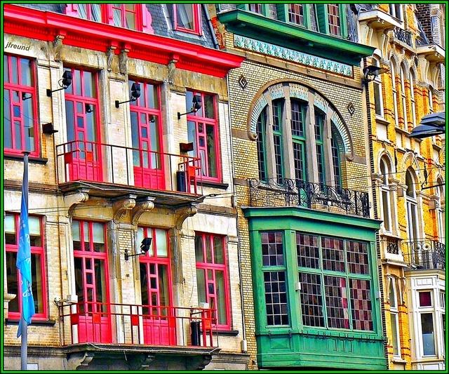 Korenmarkt, Ghent, Belgium #belgie #gent