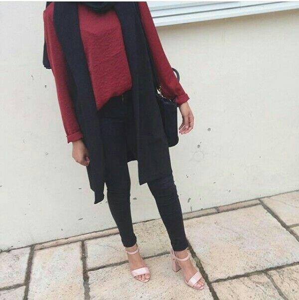 Hijabis style Followformore @z.a.i.n.a.b❤