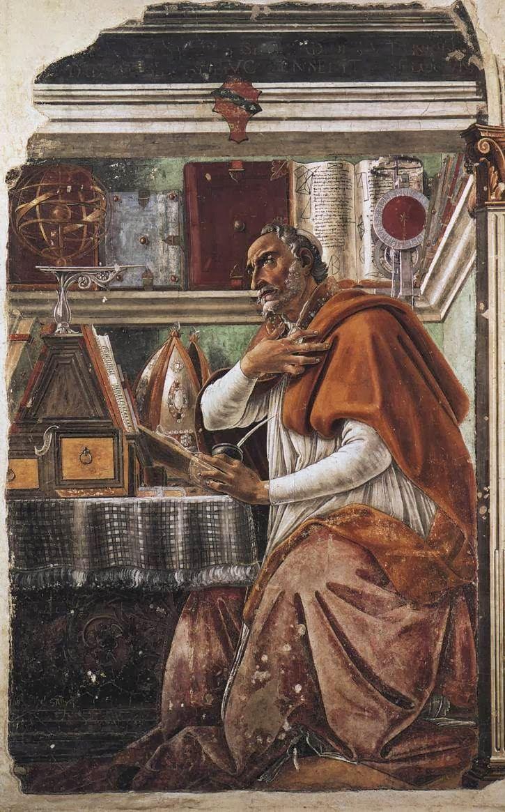 Άγιος Αυγουστίνος (1480)