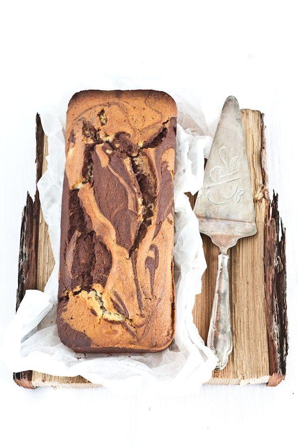 Plumcake Al Cioccolato e Panna Acida